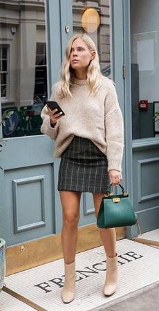 Look inspirador jueves 29 noviembre 2018