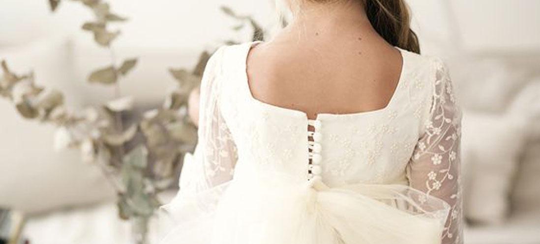 Personalitia - como vestir para una primera comunión
