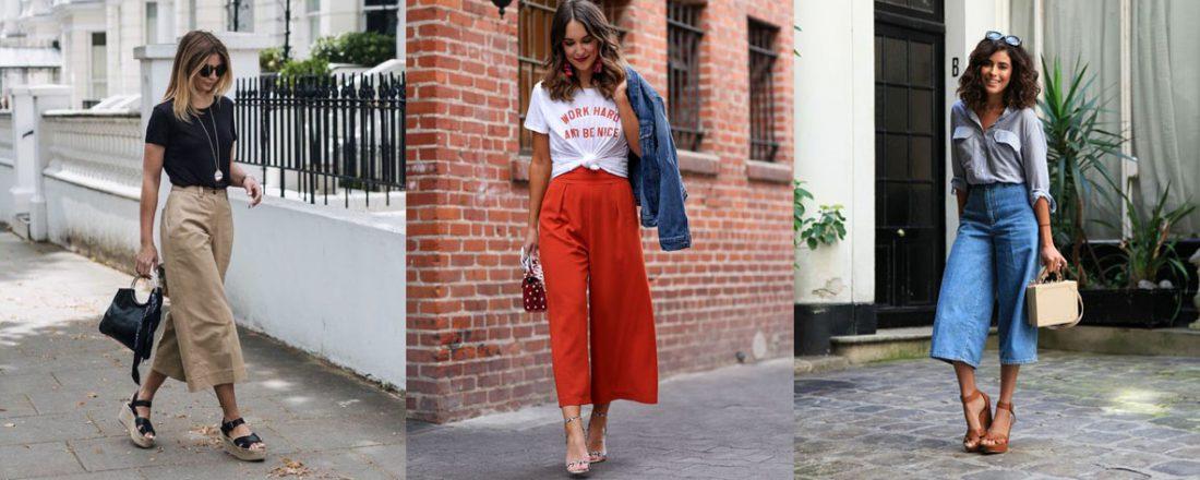 Personalitia - diferencias pantalones culotte cropped y capri