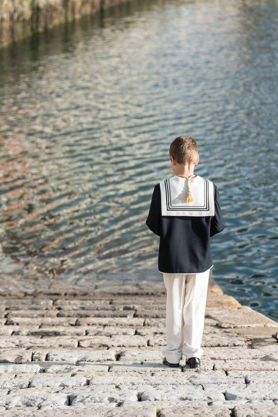 Personalitia - traje marinero primera comunión