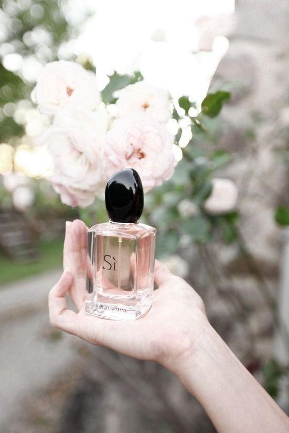 Erorres de imagen en el trabajo - El perfume debe ser fresco y limpio