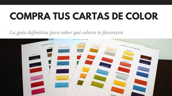 Cartas de color personalitia