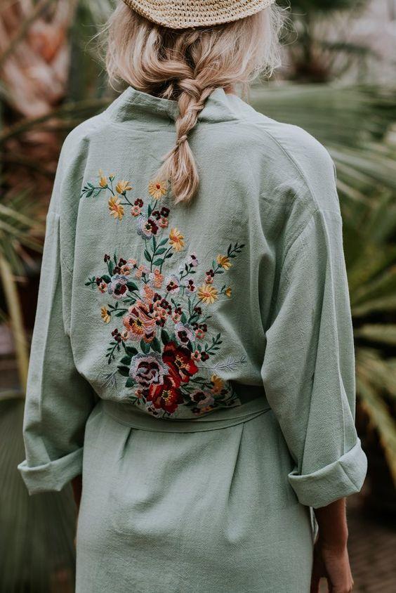 kimono homwear